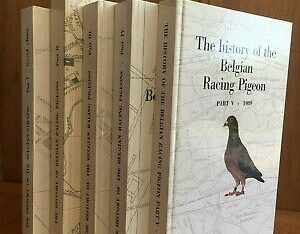 Old Pigeon Books & Magazines Wanted